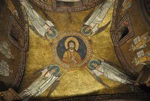 Byzantine Art and Mosaics