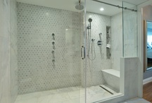 Bathroom:  Shower & Tub Ideas