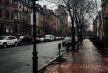urban spirit / cities