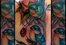 Kelly Doty  Tattoo
