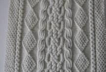 Knitting: Aran / Aran ancient and modern; all types of cables