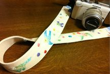 kawaii: Camera Stuff / Camera Accessories & Strap