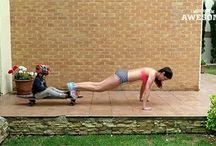 Workout & Fitness GIFs