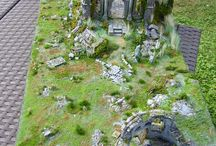 Miniature wargames terrain / Inspiration for creating miniature wargames terrain. My own and other people's.