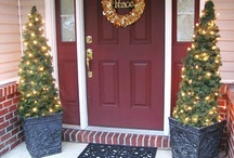 christmas decor / by Ronika Morgan