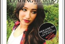 Leading Hearts Magazine / AWSA News: The magazine and other Advanced Writers' and Speakers' Association news