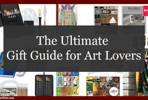 The Ultimate Gift Guide for Art Lovers / Valentine's Day is around the corner and if you happen to be coming up empty-handed when it comes to unique, creative and fun gift idea for the art lover in your life, Artflute has got you covered. Celebrate the many hues of love with everything art and give your loved ones a memory they will treasure. #Artflute #NoMoreEmptyWalls #Love #Gift #Valentine'sDay
