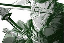 Roronoa Zoro (Mr. Bushido)
