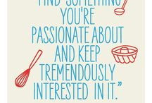 Love and passion as chef / Kitchen life