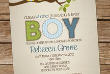 Baby shower ideas / by Julia Mowery