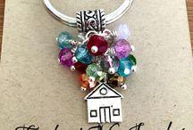 keyholders beads