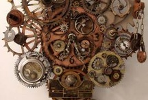 Steampunked! / Inspiration for making steampunk related crafts