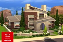 The Sims Houses