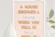 Heart your Home: DIY / Do you struggle to find handy home DIY tips when you need them? We've got you sorted! Our favourite how to's are now all in one place so you can get your creative on whenever you fancy!