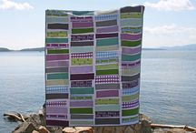 i adore modern quilts / by Keely W.