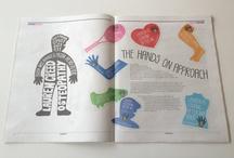 Newspapers Design / by Nabil Zeineddine
