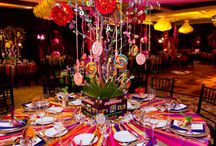 {Sweet Table} Carnival Theme