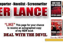 Peter Lance Books