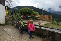 Familien wandern, Wandern mit Kind rund um München, Oberbayern / wir wandern sehr gern in den Münchener Bergen und bis nach Österreich. Hier stelle ich Euch einige unserer Wanderungen vor und sammele Tipps anderer