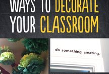 Class Decor & Fashion / Cool tips, tricks, and tools for decorating and making a classroom unique and fashionable items for math teachers!