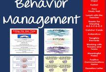 behavior/classroom management