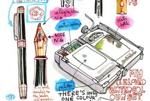 Sketchers and sketching / Great sketching and sketchers from all over the world