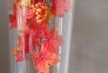 herfst decoratie action