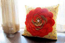 Cushions!! / by Beth Power