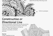 Art Sketchbook Ideas / by Nicole Schuitema