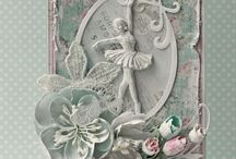 Cards ballerina