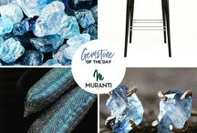 Gemstone of the Day / #gemstoneoftheday #gemstone #color #coloroftheday #homedecor #colortrends #trends #pantone