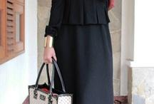 Hijabs Fashion / This is mine and hijab