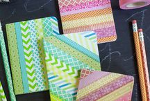 Washi tape / by Mary Booker