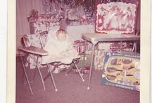 vintage christmas / by Linda Sanderson
