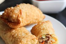 Egg rolls bring back childhood memory