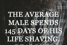 Beard. Nuff Said
