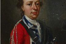 England Army 18.century