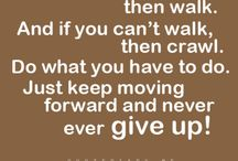 Motivational / by Barbara Hughes