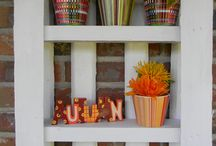 Pallet Projects / by Peggy Morris