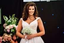 PCBridal...Show Photos / Here are some photos of our gowns on catwalks and at shows