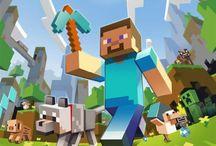 Minecraft / by Kimberly Guinn