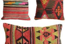 Kelim Cushions and Carpets