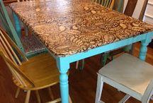 Furniture Makeovers / Ideas for giving old furniture new life!