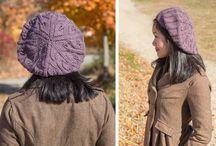 beret knitting patterns