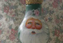 Christmas ornaments / by Nancy Sokol