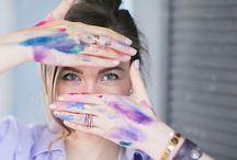 портрет+цвет