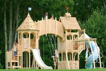 castle play house