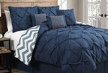 Bedroom Ideas / by Morgan Propst