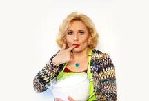 Bohaterka okładkowa - Lucyna Malec