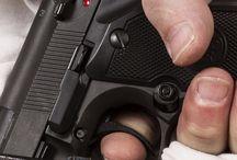 broń gun
